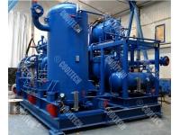 Газокомпрессорная установка