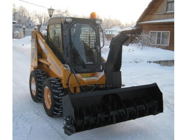Снегометатель ( снегоочиститель) на МТЗ 80/82