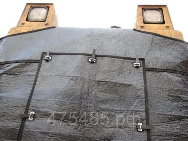 Утеплитель капота Shantui SD-22 R