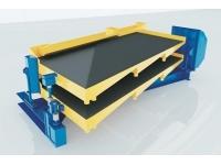 СКО-30 стол концентрационный с инерционным приводом