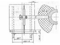 Указатели температурных перемещений БК-591290, БК-590287