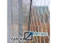 Сетка 2-30-1.4-0 оцинкованная ГОСТ 5336-80 рабица 30х30х1.4 для заборо