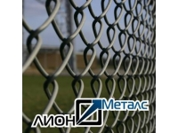Сетка 2-30-1.8-0 оцинкованная ГОСТ 5336-80 рабица 30х30х1.8 для заборо