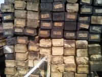 продам шпалы деревянные Б/У