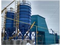 Бетонные заводы 3-75 м3. Мини, эконом, скип, лента, зимние.