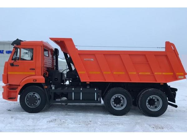 Самосвал КАМАЗ-65115, прицеп НЕФАЗ-8560 (новые)
