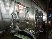 Защитная металлизированная пленка для упаковки оборудования NR-M