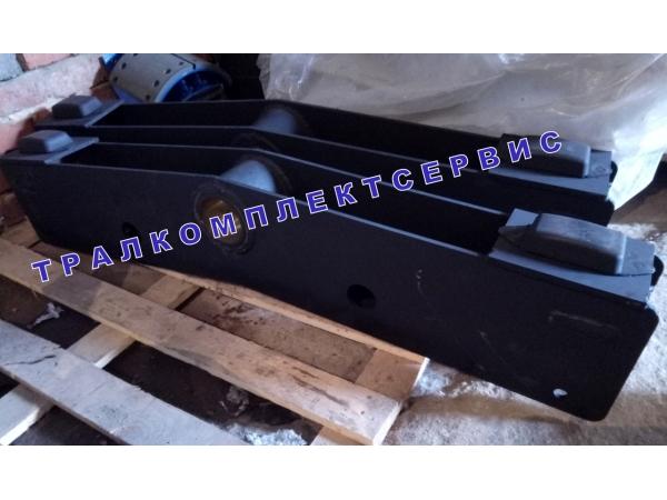 Балансир со втулкой (новый) СЗАП 9908-2918020-11