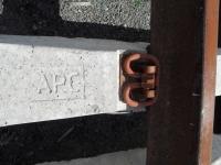 Шпала АРС-4 голая новая по 3 500 руб