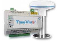 Сервер единого времени TimeVisor оснащен новой антенной