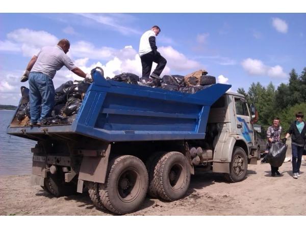 Нужно вывезти строительный мусор в Нижнем Новгороде? Звоните нам