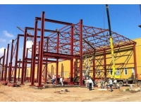 Производим проектирование, доставку и монтаж быстровозводимых строений