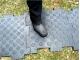 Резиновая тротуарная плитка - плитка резиновая для дорожек
