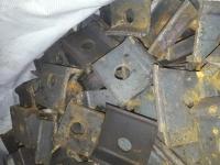 Скоба упорная стальная ЦП 369.301 по 145 руб