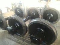 колёсные пары Нонк по 360000 р/шт