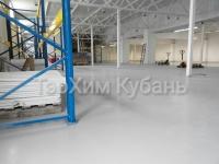 Системы защиты бетонных полов. Высокопрочные полиуретановые полы