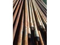 Продам стальную бесшовную бурильную трубу б/у, Ǿ 89,102,127