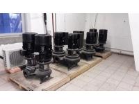 Grundfos TPD 100-390/2 - 2 шт + Grundfos TPED 125-210/4  - 2 шт