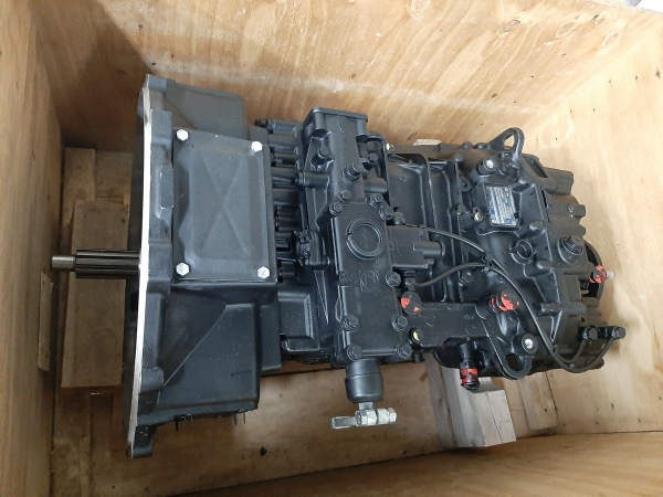 Коробка передач КПП ZF 6S700TO