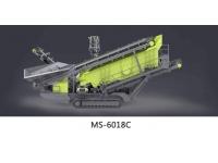 Грохот гусеничный самоходный MESDA MS-6018C