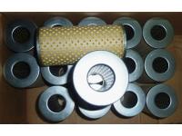 Фильтры бумажный масляный, газовый, воздушный, топливный и другие