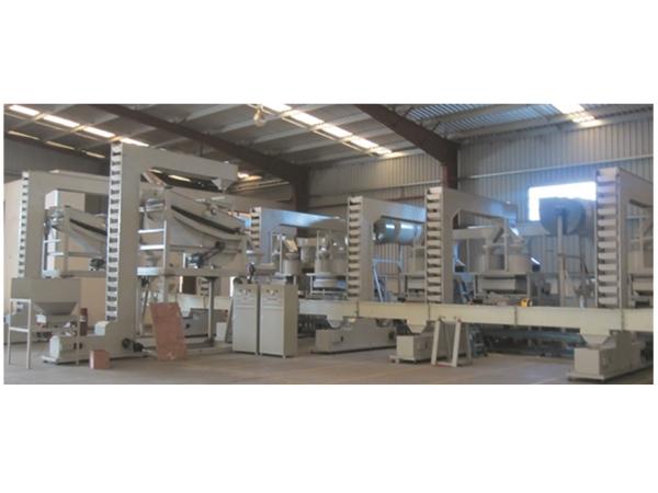Линия для шелушения и сепарации овса TFYM1000 (300кг/ч)