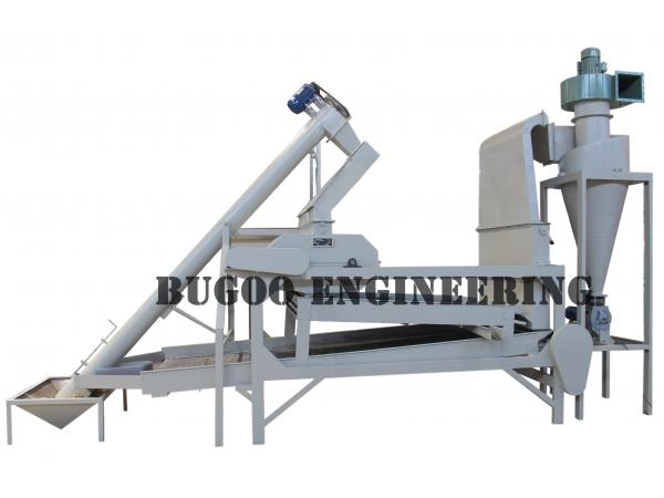 Линия для шелушения тыквенной и арбузной семечкиTFBGZ400 (400кг/ч)
