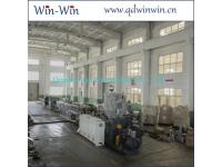 Двухслойный гофрированный трубный производственный станок