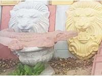 Барельеф и фигурки из бетона