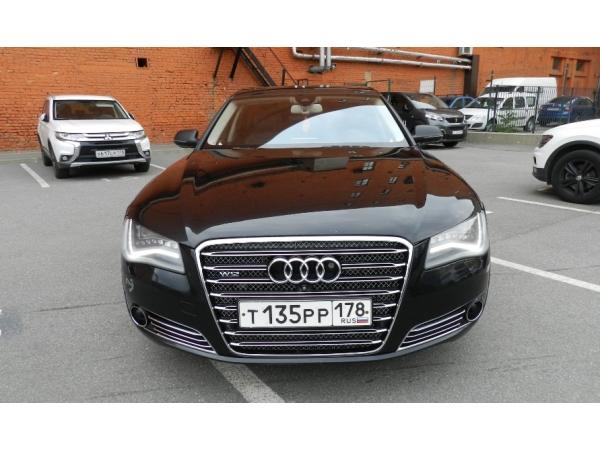 ПИ009053( лот 3) Audi А8 L