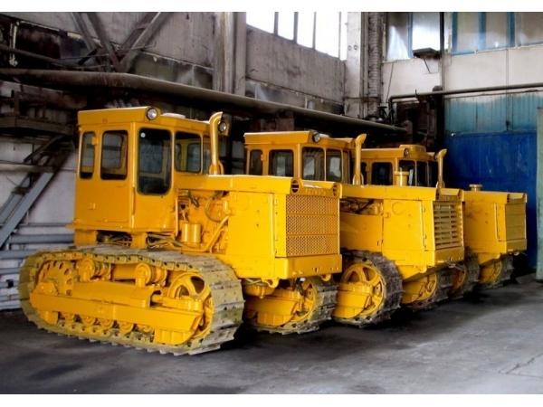 Капитальный ремонт тракторов и спецтехники
