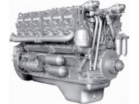 Дизельный двигатель ЯМЗ-240