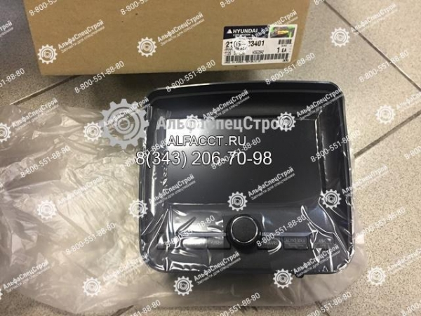 Монитор, дисплей на экскаватор Hyundai