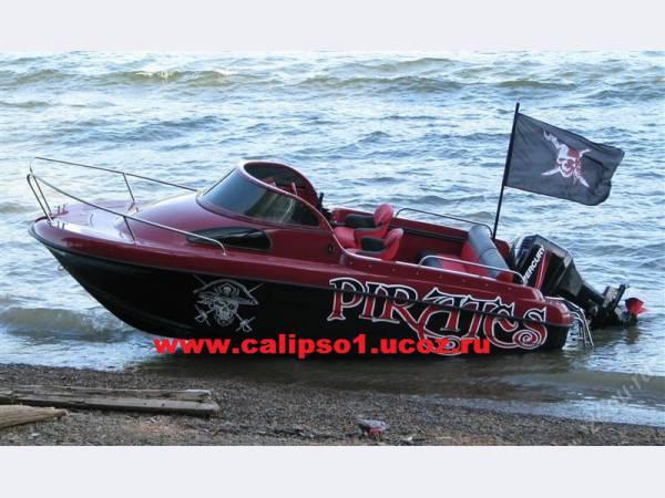тюнинг моторных лодок и катеров
