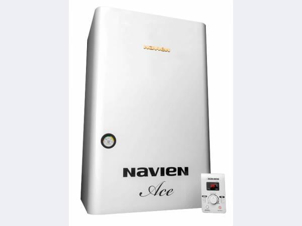 Котел газовый NAVIEN ACE-20A Atmo.
