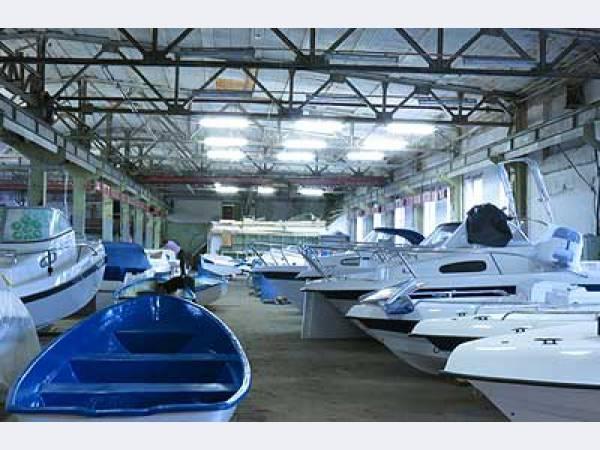 производство и продажа алюминиевых лодок в россии