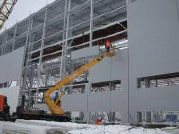 На строящийся Сортовой завод Балаково поставлено оборудование подачи легирующих материалов