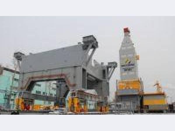 Северсталь поставила металлопрокат для строительства новой буровой установки Арктика