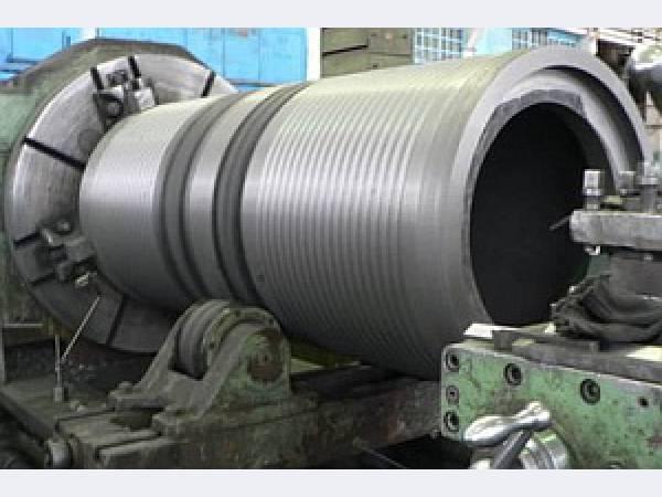 ССМ-Тяжмаш изготовил нестандартный барабан для мостового крана