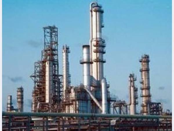 МНПЗ начинает эксплуатацию очистных сооружений и битумной установки
