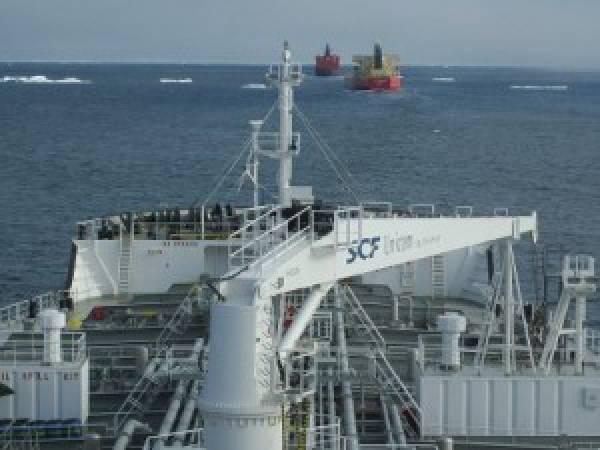 Доставка нефти по Северному морскому пути заняла рекордные 7 дней