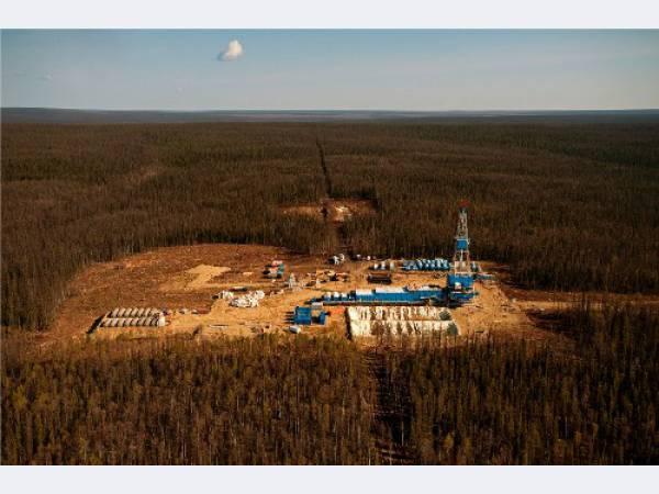 Газпром презентовал проект по обустройству Чаяндинского месторождения