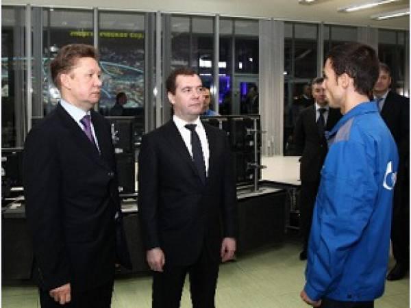 Газпром ввел в эксплуатацию Адлерскую ТЭС