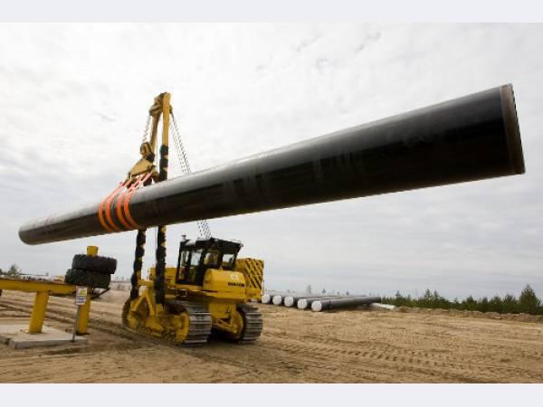 Газпром провел совещание с руководителями российских трубных компаний