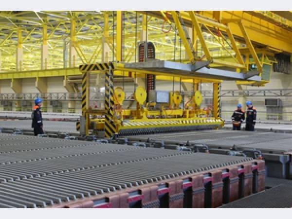 «Уралэлектромедь» готовится к строительству II очереди нового цеха электролиза меди
