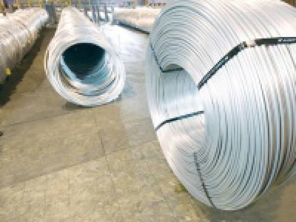 На БАЗе реализуется проект по выпуску алюминиевой катанки