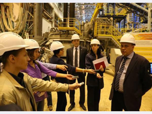 Мини-завод УГМК-Сталь начнет выпуск продукции до 4 квартала текущего года