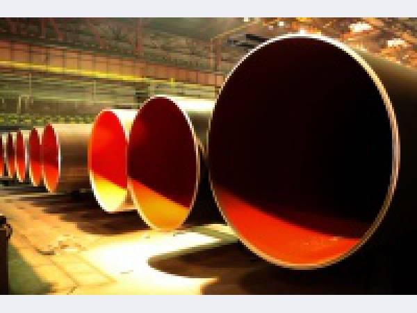 Трубы из собственного листа Выксунского МЗ соответствуют требованиям Газпрома
