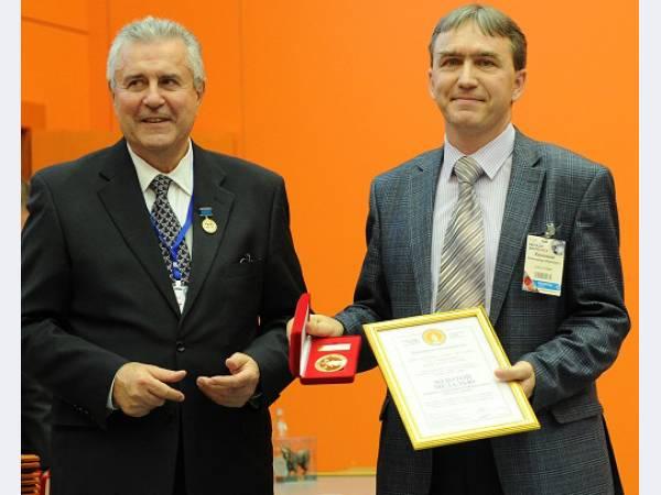 Экологический проект Группы НЛМК удостоен золотой медали международной промышленной выставки «Металл-Экспо'2014»