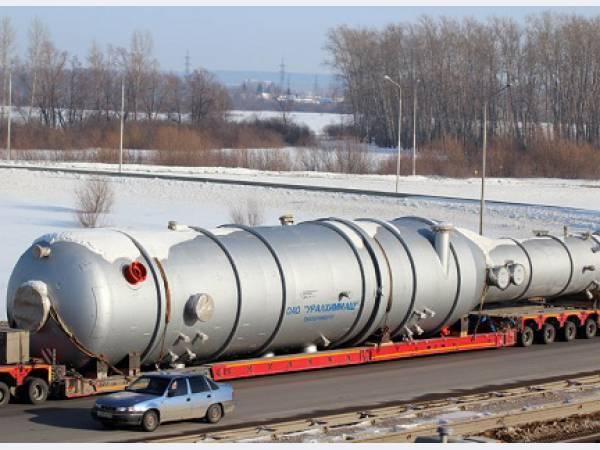 «Уралхиммаш» возвращает в номенклатуру аппараты воздушного охлаждения газа